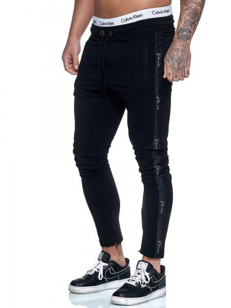 Koburas Pantalon de jogging pour hommes Pantalon de jogging Streetwear Sports Pantalon de sport Fitness Clubwear ko-13105-jg