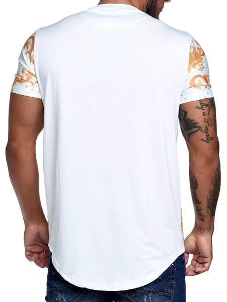 Koburas Herren T Shirt Poloshirt Polo Longsleeve Kurzarm Shirt Modell 2179