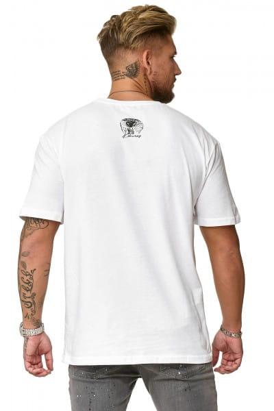 T-Shirt homme Polo à manches courtes Polo imprimé Manches courtes kok06