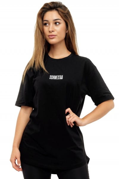 Schwestaa Damen T Shirt Girlyshirt Tailliert Shortsleeve Kurzarm Shirt Modell 1002