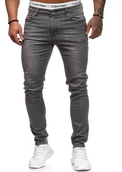 Herren Jeans Hose Slim Fit Männer Skinny Denim Designerjeans 5121C