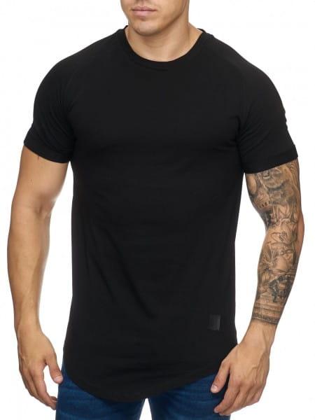 Herren T-Shirt Poloshirt Shirt Kurzarm Printshirt Polo Kurzarm 9010C