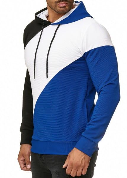 OneRedox Sweatshirt homme Sweat à capuche Sweater à capuche Pull à capuche modèle 1269
