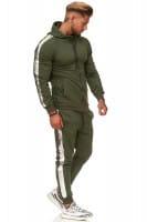 Heren trainingspak trainingspak fitness streetwear ko3391