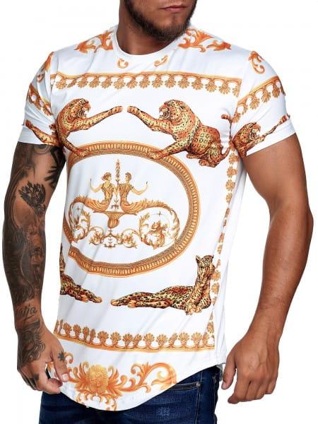 Koburas Herren T Shirt Poloshirt Polo Longsleeve Kurzarm Shirt Modell 2178