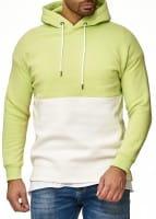 Heren trui Hoodie Hooded trui Lange mouw lange mouw 1013310