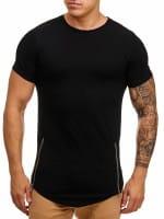 Heren T-Shirt Poloshirt Korte mouw Printshirt Polo Korte mouw 9060c