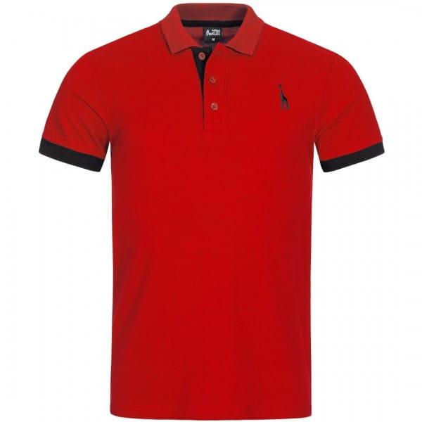 Heren T-Shirt Polo Shirt Korte mouw Printshirt Polo Korte mouw p14st