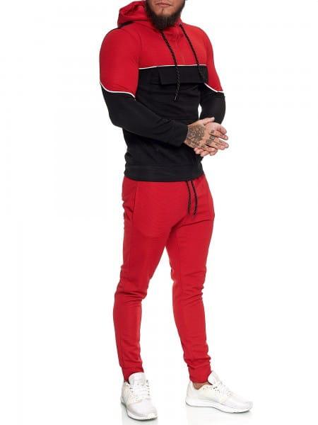 Survêtement de jogging pour hommes Survêtement de sport Survêtement de sport Streetwear jg-13100