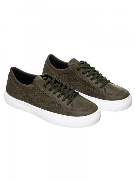 OneRedox Herren Sneaker Freizeitschuh Straßenschuh Laufschuh Casual Lederoptik Modell SH-CH015