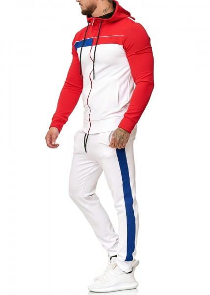 Survêtement jogging homme survêtement survêtement survêtement fitness streetwear 1245cn