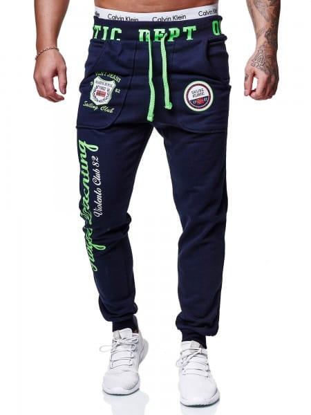 Herren Jogginghose Sporthose Männer Trainingshose Sweatpants 601