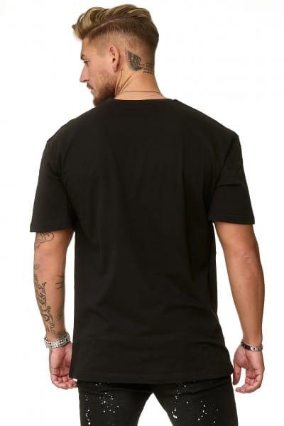 T-Shirt homme Polo à manches courtes Polo imprimé Manches courtes kok02