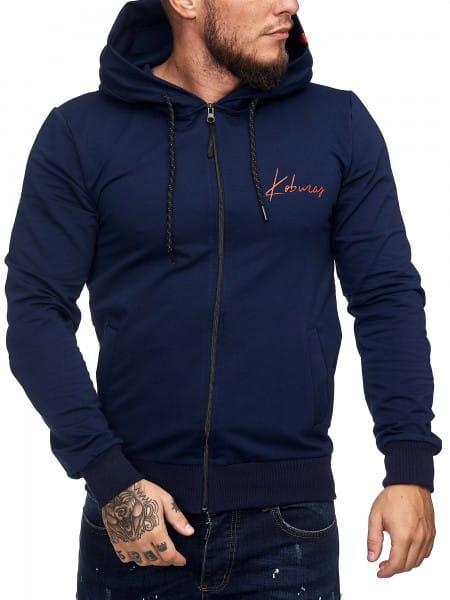 Heren trui hoodie trui lange mouw kok33931