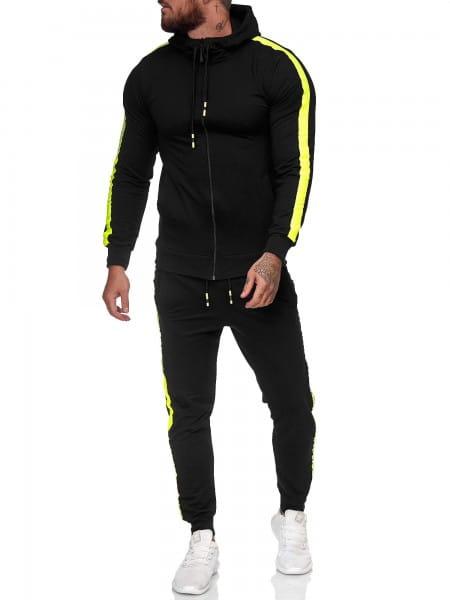 Survêtement pour hommes survêtement de sport fitness streetwear 2601st