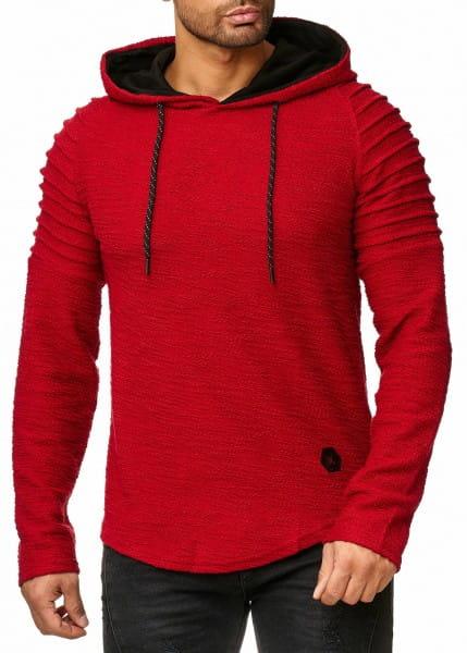 Heren trui Hoodie Sweater Hoodie Sweater Lange Mouw Longsleeve 1260c