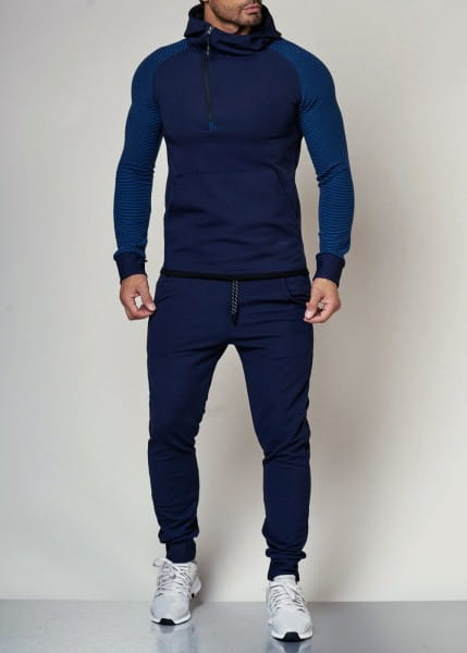 Heren trainingspak trainingspak fitness streetwear 1082c
