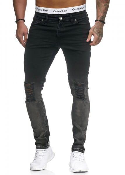 Herren Jeans Hose Slim Fit Männer Skinny Denim Designerjeans 5123C