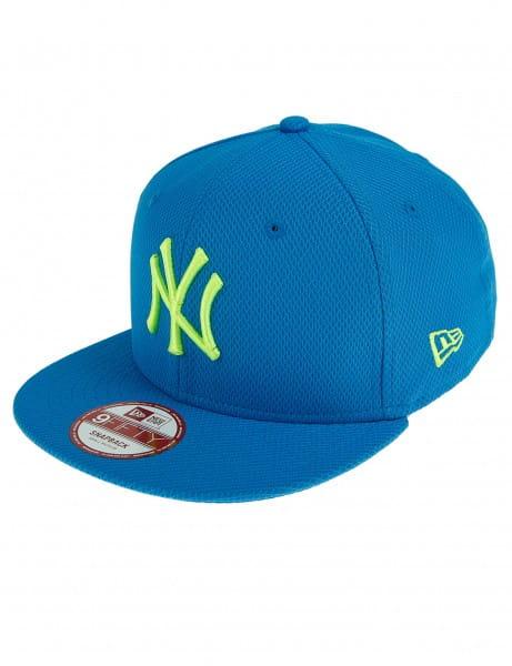 New Era 9FIFTY Baseballcap Cap Mütze Cappy New York Yankees Blue Green