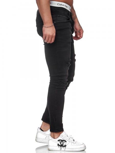Heren Jeans Broek Slim Fit Heren Mager Denim Designer Jeans ko2008j-st