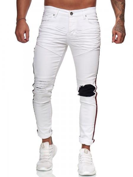 Heren Jeans Broek Slim Fit Heren Mager Denim Designer Jeans ko5146