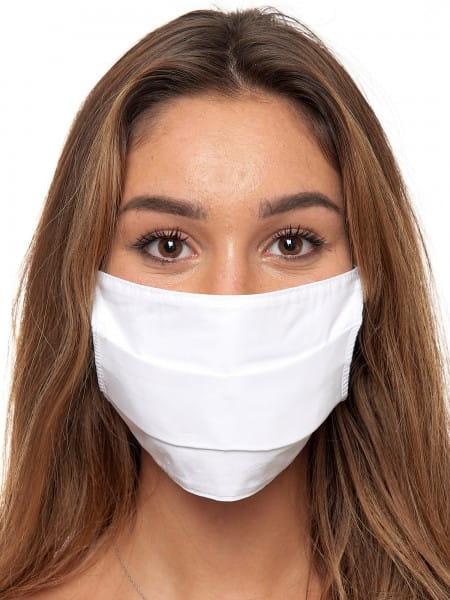 OneRedox Mundschutz Maske Wiederverwendbar, Hochwertiges Gesichtsmaske Waschbar mit 3-lagig Baumwoll