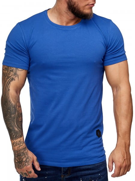 Heren T-Shirt Polo Shirt Korte mouw Printshirt Polo Korte mouw 7031st