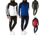 OneRedox Combinaison de jogging pour homme modèle 1053