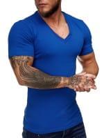 Heren T-Shirt Polo Shirt Korte mouw Printshirt Polo Korte mouw 8031st
