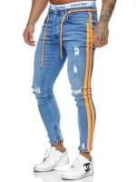 Heren Jeans Broek Slim Fit Men Skinny Denim Designer Jeans j-8003-bo1