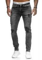 Heren Jeans Broek Slim Fit Heren Mager Denim Designer Jeans 5117c