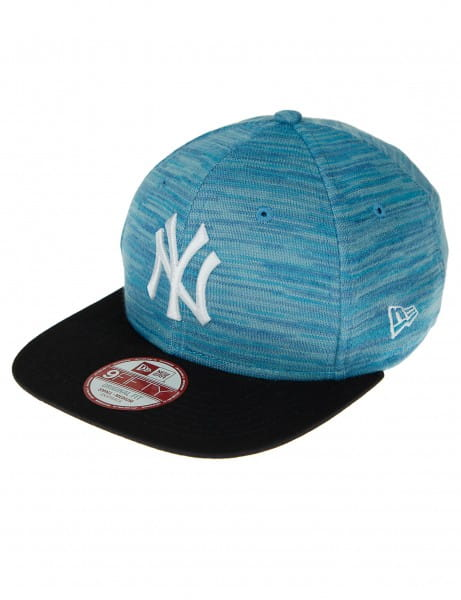 Casquette de baseball New Era 9fifty Casquette Cappy New York Yankees Black Blue