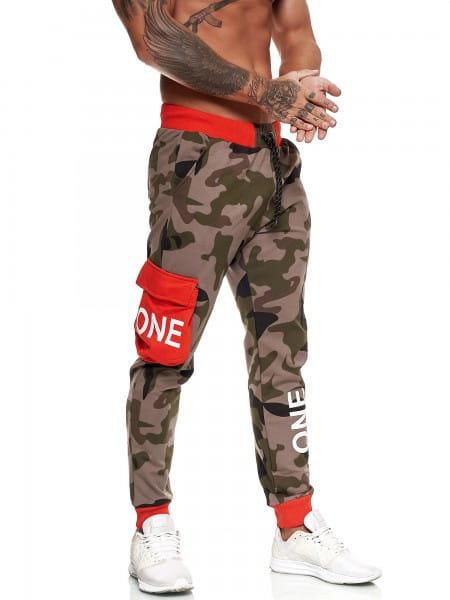 Heren joggingbroek Jogger Streetwear Sportbroek Fitness Clubwear Model 13103