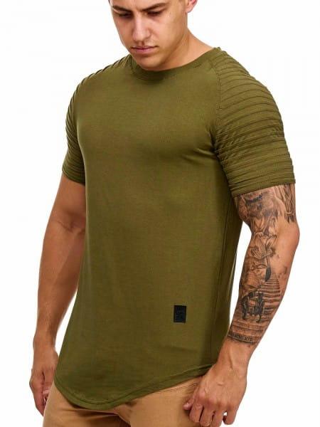 Heren T-Shirt Polo Shirt Korte mouw Printshirt Polo Korte mouw 9050c