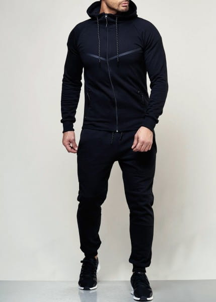 Heren trainingspak trainingspak fitness streetwear 976c